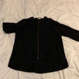 madewell tweed jacket